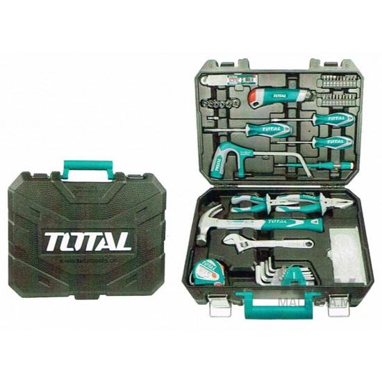 Total THKTHP-21176 117Pcs Tools Set  Price in Pakistan