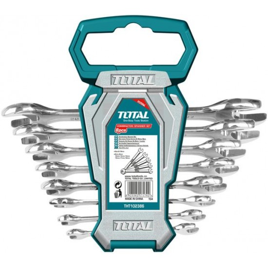 Total THT-102386 Double Open End Spanner Set  Price in Pakistan