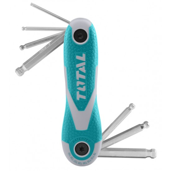 Total THT-1061836 Ball Point Hex Key Set  Price in Pakistan