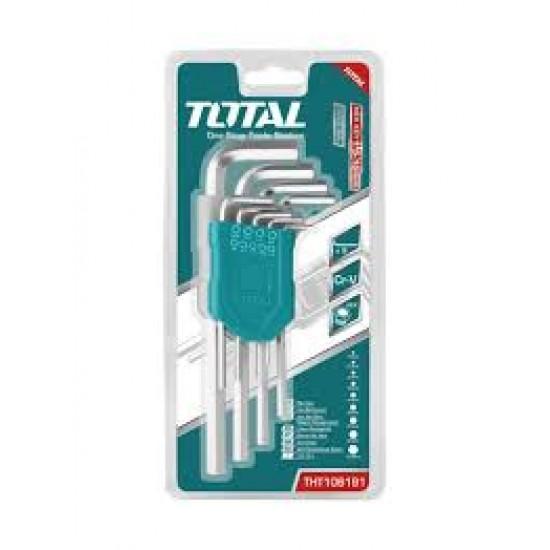 Total THT-106191 Hex Key Set  Price in Pakistan