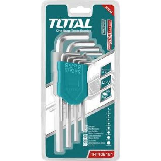 Total THT-106192 Hex Key Set  Price in Pakistan