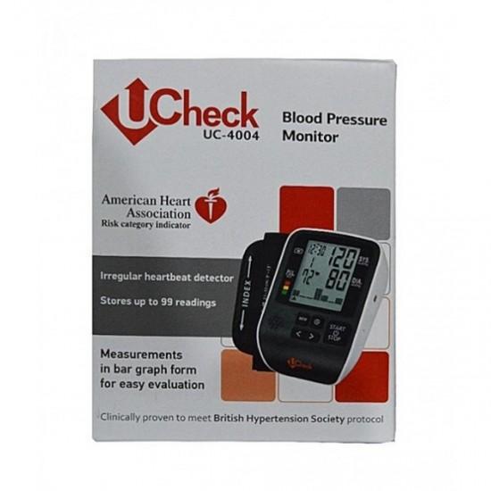 U-Check UC-4004 Digital Blood Pressure Monitor