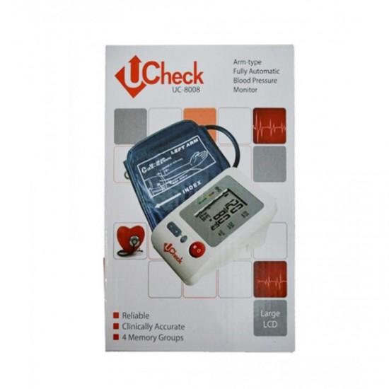U-Check UC-8008 Blood Pressure Monitor