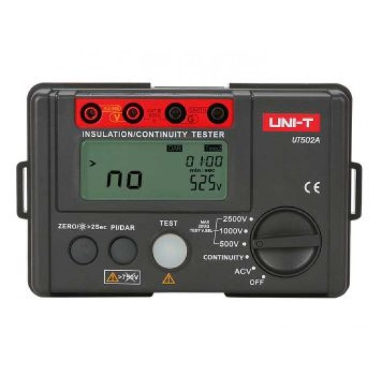 Uni-T UT502A Insulation Resistance Tester  Price in Pakistan
