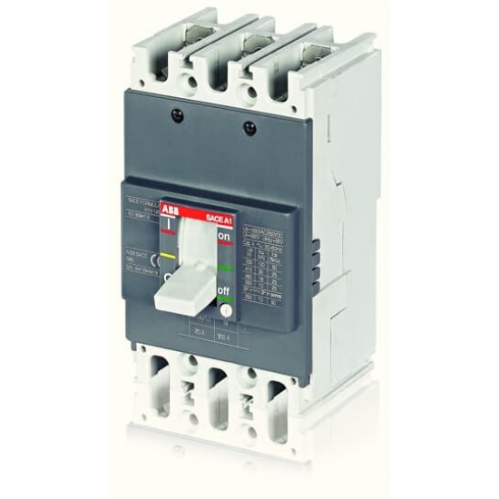 ABB A1B 125 Triple Pole Moulded Case Circuit Breaker  Price in Pakistan
