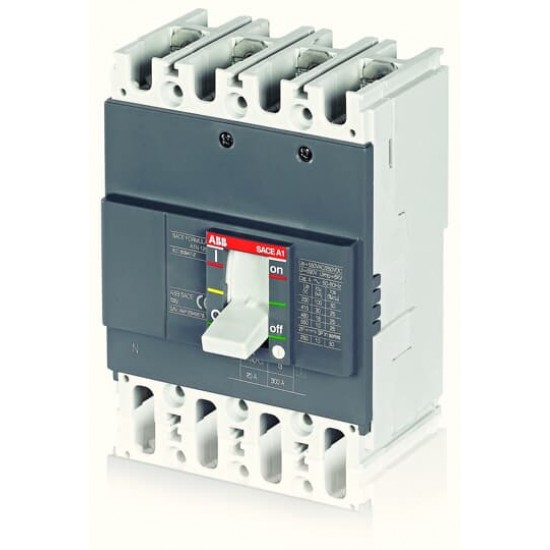ABB A1B 125 Four Pole Moulded Case Circuit Breaker  Price in Pakistan