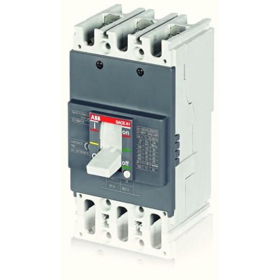 ABB A1N 125 Triple Pole Moulded Case Circuit Breaker  Price in Pakistan
