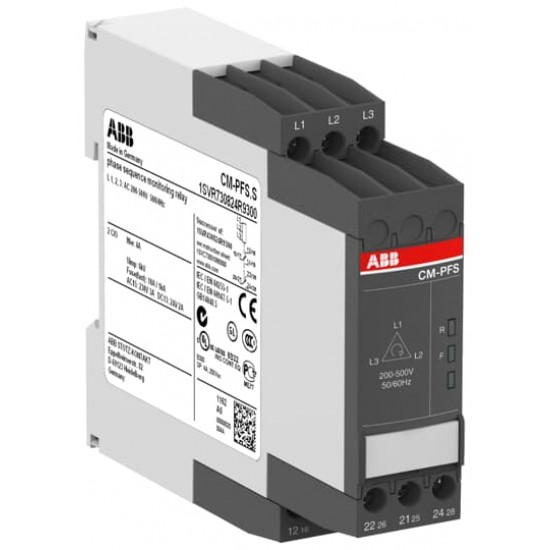 ABB CM-PFS.S Phase Sequence / Phase Failure  Price in Pakistan