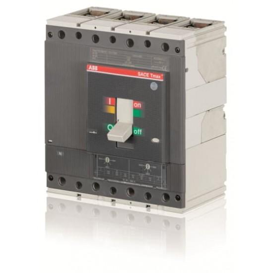 ABB T5N 630 630A Four Pole 250 ~ 630A Case Circuit Breaker  Price in Pakistan