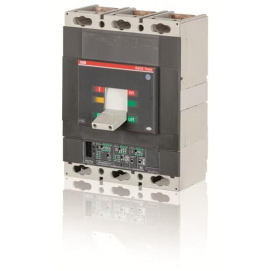 ABB T6N 1000 1000A Triple Pole 400 ~ 1000A Case Circuit Breaker  Price in Pakistan