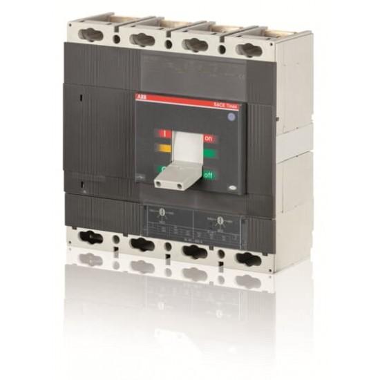 ABB T6N 1000 1000A Four Pole 400 ~ 1000A Case Circuit Breaker  Price in Pakistan