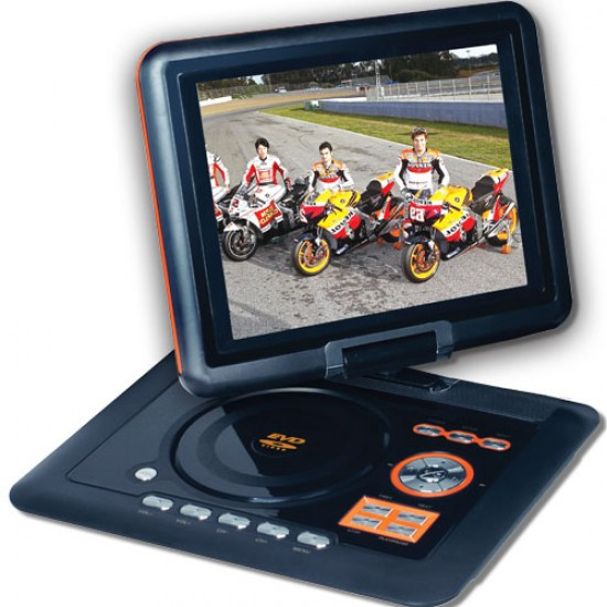 "Dany E-135 Portable DVD Player 13.5""  Price in Pakistan"