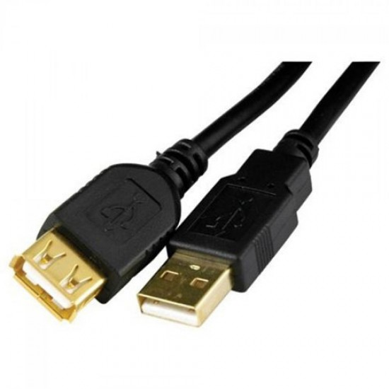 Dany USB A-Male To A-Female Extension Cable 10M