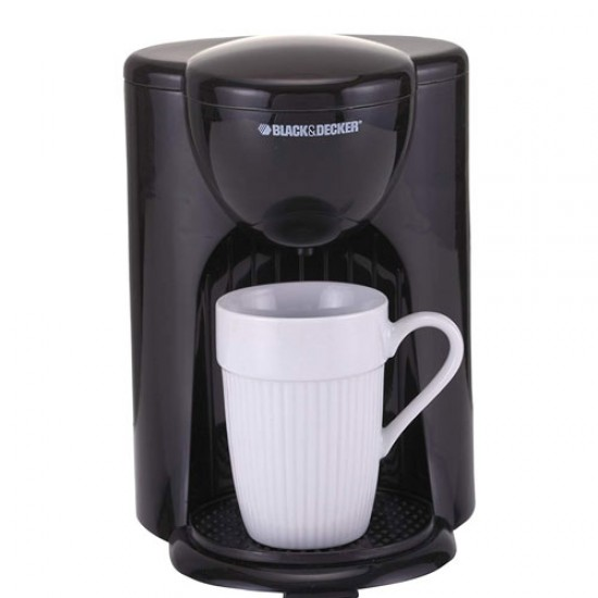 Black & Decker DCM25 Coffee Maker With Permanent Filter Ceramic Cup  Price in Pakistan