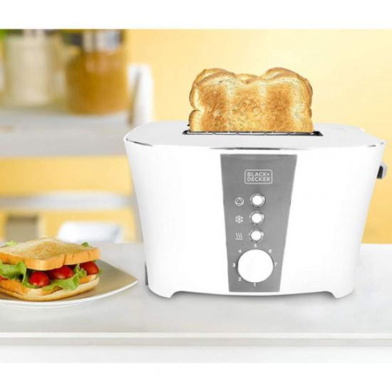 Black & Decker ET122 Toaster 2 Slice Long Slot  Price in Pakistan