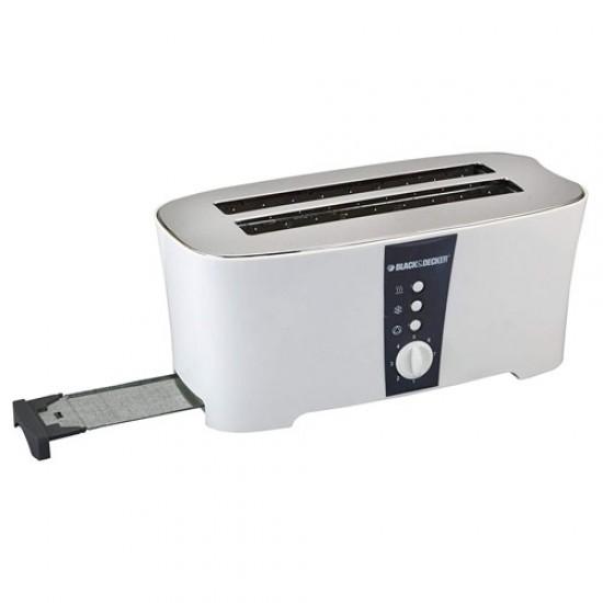 Black & Decker ET124 Toaster 4 Slice Long Slot  Price in Pakistan