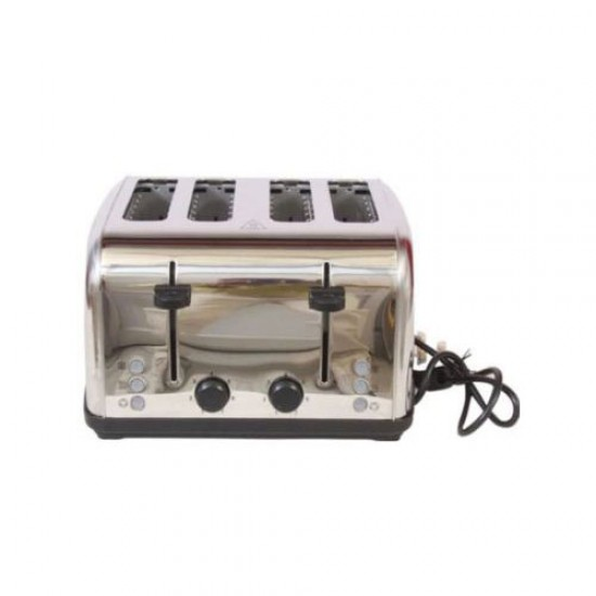 Black & Decker ET304 Toaster With Stainless Steel Pop-up Toaster  Price in Pakistan