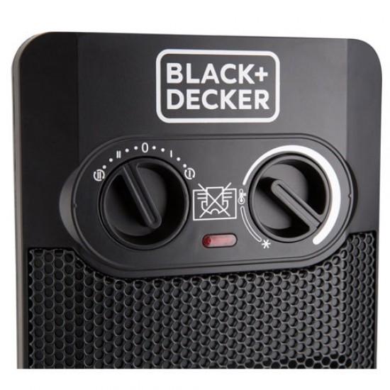 Black & Decker HX340 Fan Heater With Vertical Fan Ptc Heater  Price in Pakistan