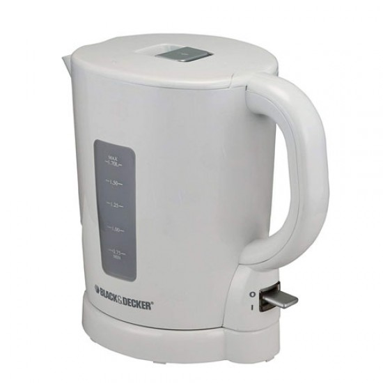Black & Decker JC250 Jug Kettle With Cordless Concealed Element  Price in Pakistan