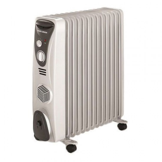 Black & Decker OR011 Radiator Fan Forced Oil Radiator  Price in Pakistan