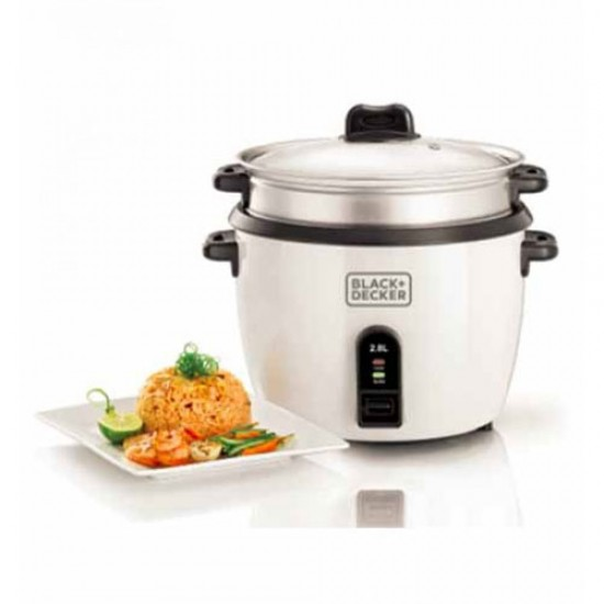 Black & Decker RC2850 Automatic Rice Cooker  Price in Pakistan