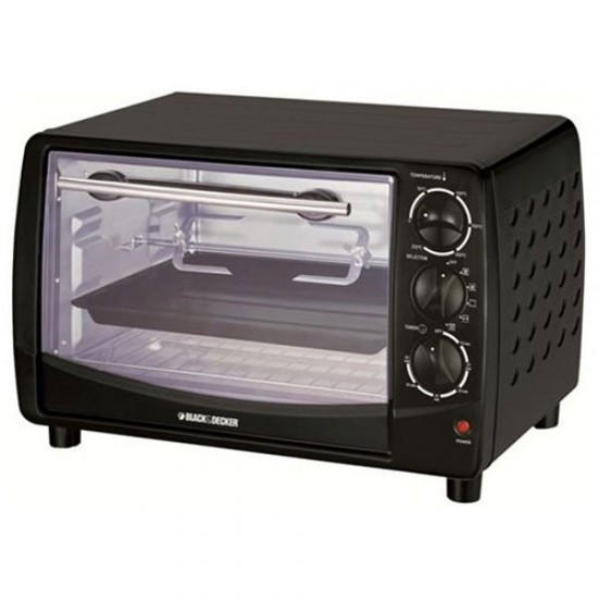 Black & Decker TRO55 5/28 Liter Toaster Oven With Grill & Rotisserie  Price in Pakistan