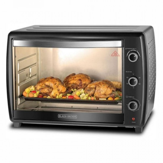 Black & Decker TRO66 Toaster Oven 66 Liter  Price in Pakistan