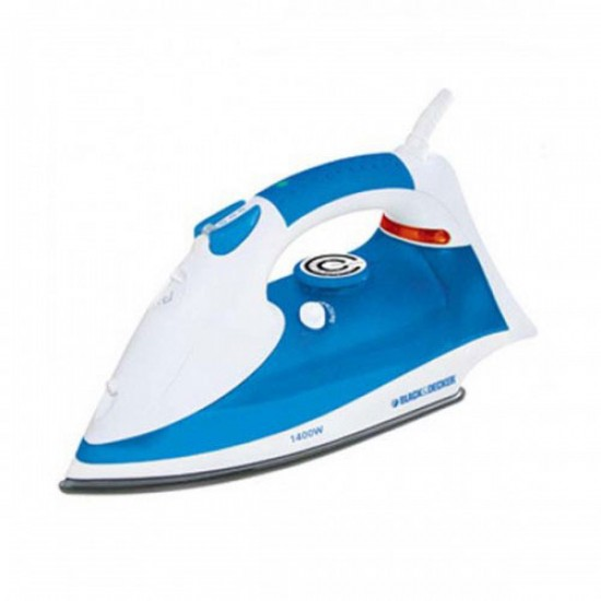 Black & Decker X750 Steam Iron Non Stick With Gold Plated  Price in Pakistan