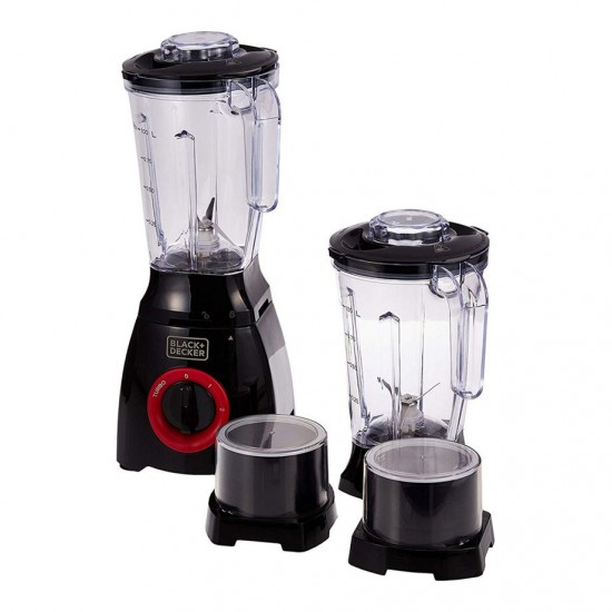 Black & Decker BL415 Blender with Grinder & Grater, Extra Jar  Price in Pakistan