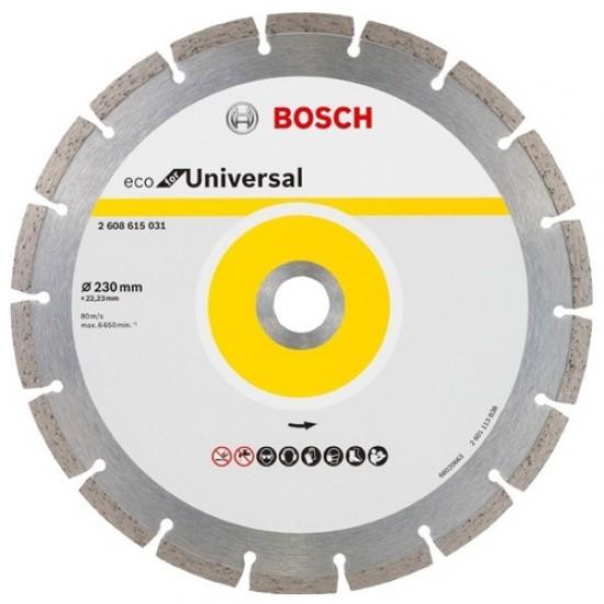 Bosch 2.608.615.031 Diamond Cutting 230mm  Price in Pakistan
