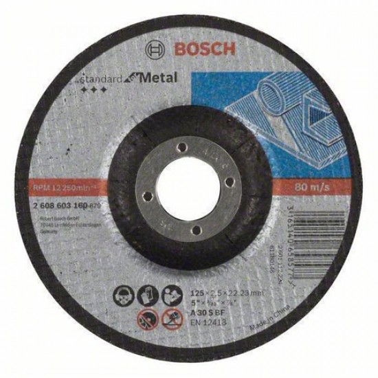 Bosch 2.608.603.160 Standard-Cutting Disc  Price in Pakistan