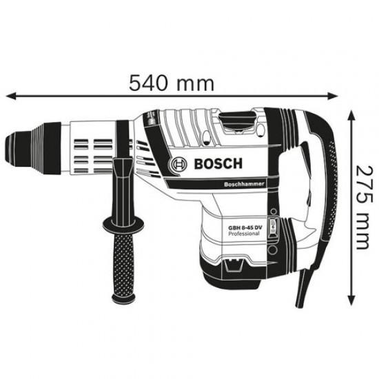 Bosch GBH 8-45 DV SDS-Max Rotary Hammer  Price in Pakistan