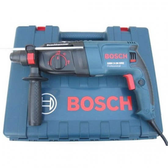 Bosch GBH2-26DRE + Accessories SDS Plus Rotary Hammer  Price in Pakistan