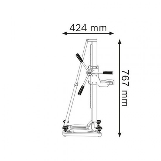 Bosch GCR 180 Drill Stand  Price in Pakistan