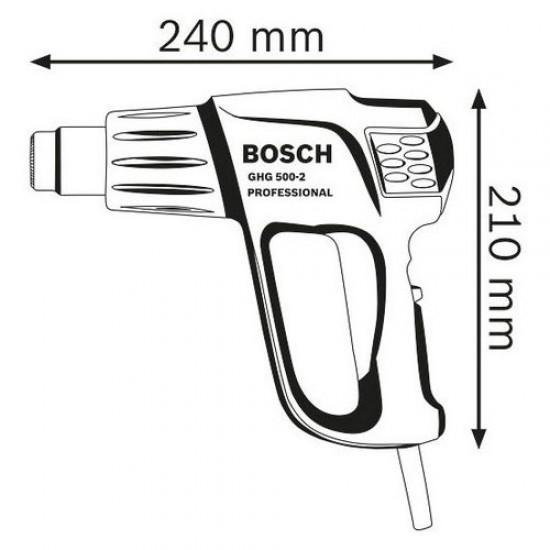 Bosch GHG 500-2 Heat Gun  Price in Pakistan