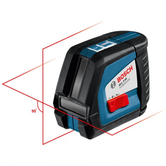 Bosch GLL2-50 Self-Leveling Cross-Line Laser  Price in Pakistan