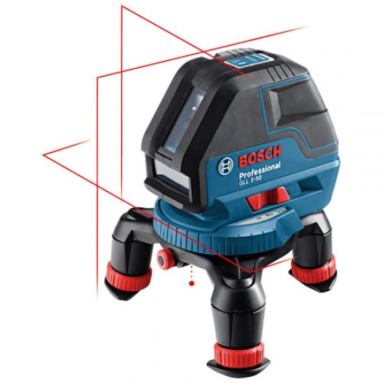 Bosch GLL3-50 Self-Leveling Cross-Line Laser  Price in Pakistan