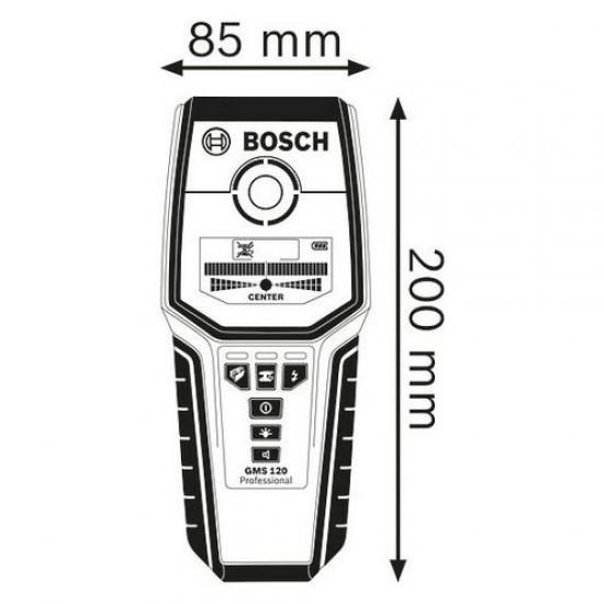 Bosch GMS 120 Detector  Price in Pakistan