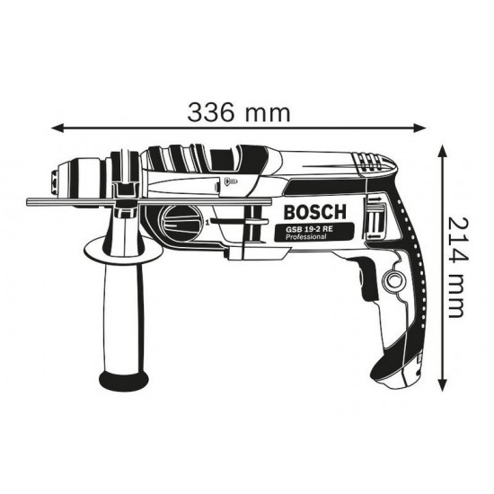 Bosch GSB 19-2 RE Hammer Drill  Price in Pakistan