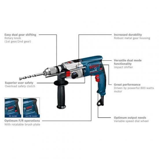 Bosch GSB 20-2 RE Hammer Drill  Price in Pakistan