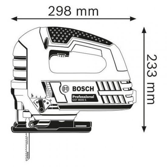 Bosch GST 8000 E Jig Saw  Price in Pakistan