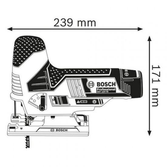 Bosch GST12V-70 Cordless Jigsaw  Price in Pakistan