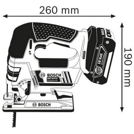 Bosch GST18V-LI Cordless Jigsaw  Price in Pakistan