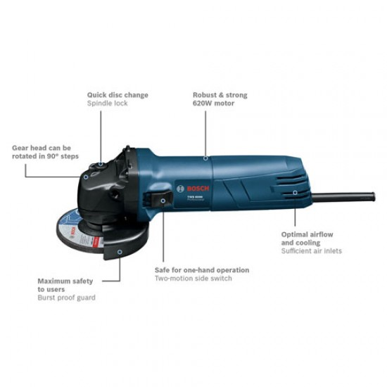 Bosch GWS 060 Angle Grinder  Price in Pakistan