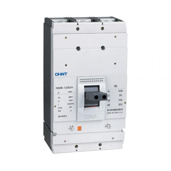 Chint NM8-1250 H 3 Pole MCCB  Price in Pakistan