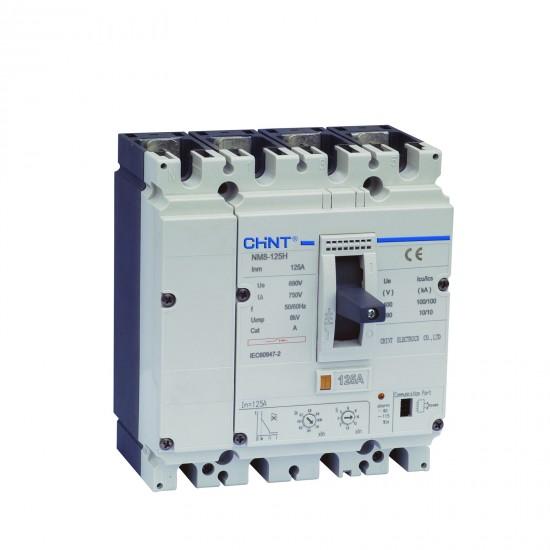 Chint NM8-1250 S 4 pole MCCB   Price in Pakistan