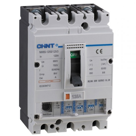 Chint NM8-1600 H 3 Pole MCCB  Price in Pakistan