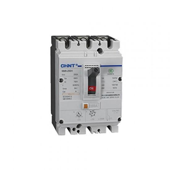 Chint NM8-250 S 3 Pole Adjustable MCCB  Price in Pakistan