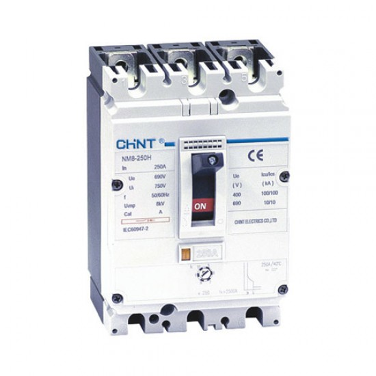 Chint NM8-400 H 3 Pole MCCB  Price in Pakistan