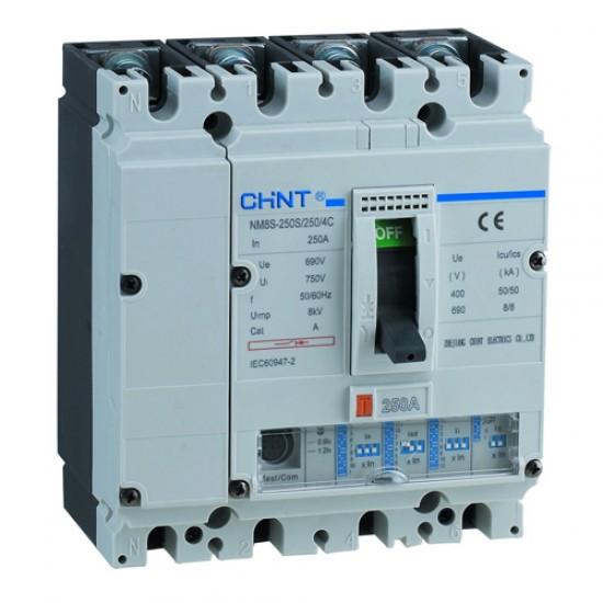 Chint NM8 400 S 4 Pole MCCB  Price in Pakistan